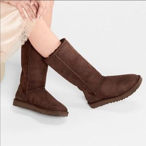 Ugg Classic II Tall Boots Shoes AUTHENTIC